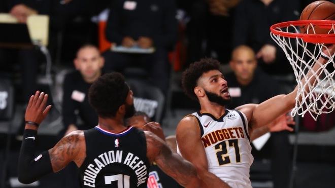 Increíble eliminación de los Clippers ante unos Nuggets que hicieron la  hombrada! | MARCA Claro México