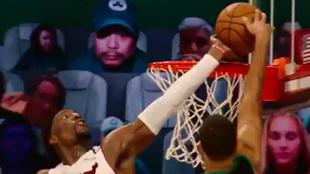 Que no te lo cuenten, lo tienes que ver: el gorrazo del siglo en la NBA