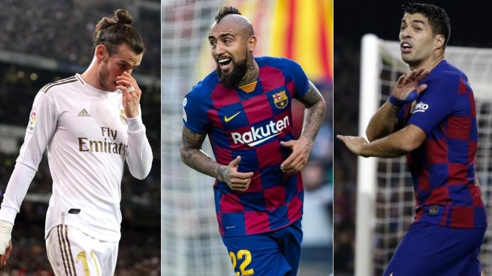 Tour d'horizon des transferts de mercredi: Bale près des Spurs, Depay en attente des ventes de Barcelone ...