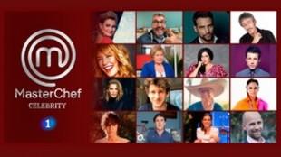 Concursantes de MasterChef Celebrity 5