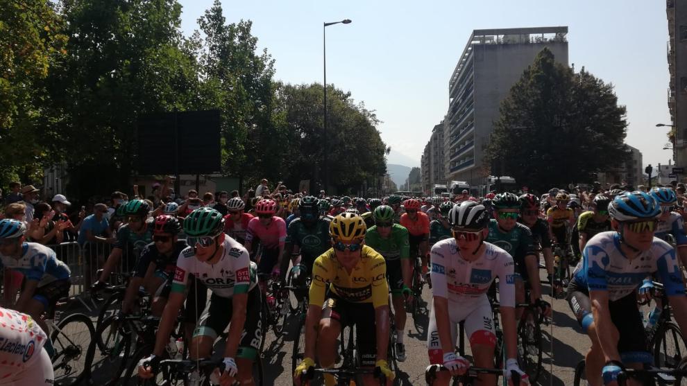 En directo la etapa reina del Tour: ascenso a La Madeleine