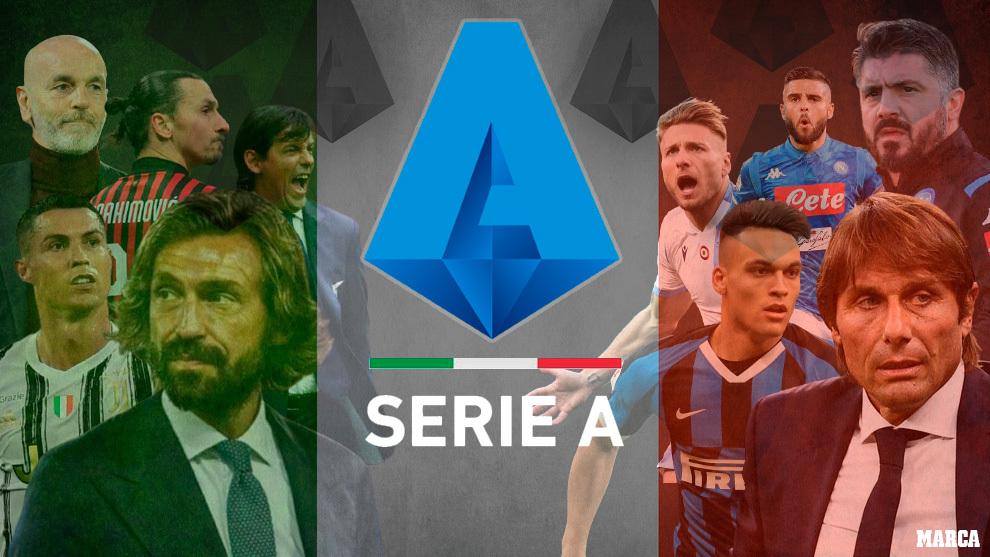 Pirlo, Conte, Gattuso, Inzaghi, Pioli, Cristiano, Ibra, Immobile,...