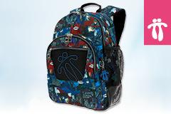 Consigue tu mochila escolar Totto por sólo 39,99 ¤. Este sábado 19 cartilla sin cupones