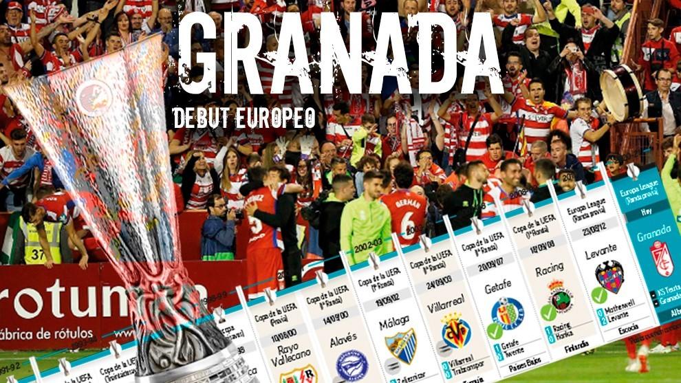 Teuta - Granada: Empieza el sueño