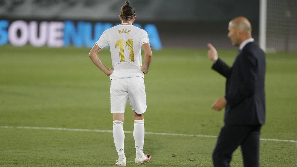 May 26, 2018, Kiev: When Zidane and Bale declared war