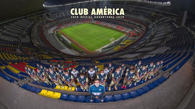 Las Águilas enfrentarán a las Chivas en la jornada 11 de la Liga MX...