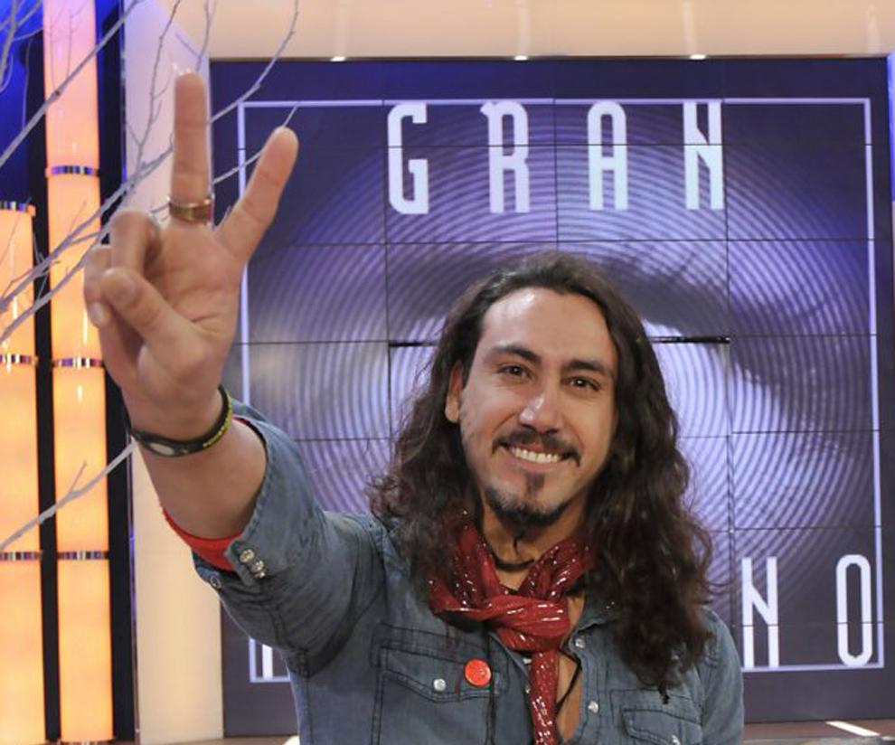 Ángel Muñoz, ganador de Gran Hermano 11 en 2010