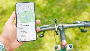 Bive es una app que te ayuda a moverte en bici y ya opera en Madrid.