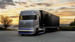 El Mercedes-Benz GenH2 tendrá una autonomía de más de 1.000...
