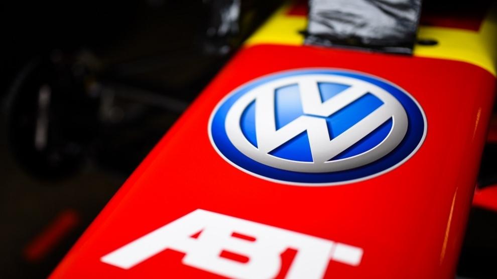 Monoplaza Volkswagen.
