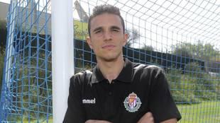 Jordi Masip, portero del Real Valladolid