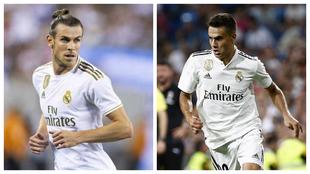 Bale (izquierda) y Reguilón (derecha).