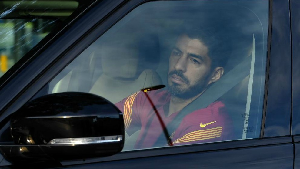 Luis Suarez travels to Italy: Move to Juventus heating up