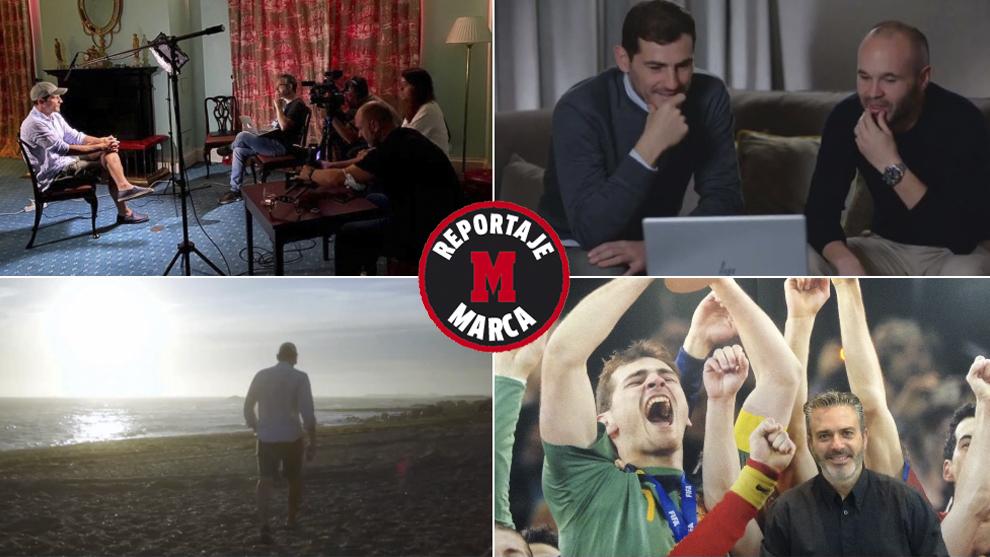 """Colgar las alas, la serie de Iker Casillas: """"Hay cosas que darán que hablar"""""""