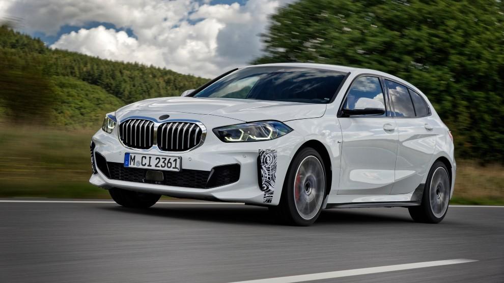 BMW 128ti, la amenaza fantasma del Golf GTI, afina sus 265 caballos