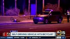 Acusada de homicidio la conductora de un coche autónomo de Uber que mató a una peatona