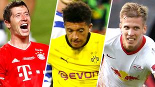 Las estrellas a seguir de la Bundesliga 2020-2021.