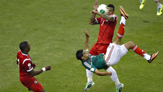 El gol que marcó a Raúl Jiménez.