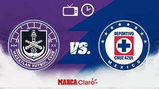 Cruz Azul vs Mazatlan hoy 18 de septiembre en vivo y en directo:...