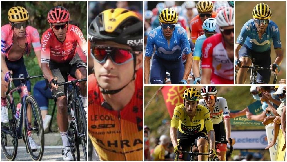 Las notas de lo que llevamos de Tour de Francia: Suspenden Bernal y Sagan, sobre para Roglic...