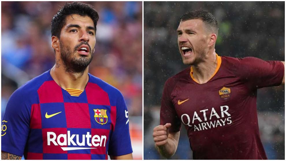 The Higuain, Dzeko and Milik dominoes: What does it mean for Luis Suarez?