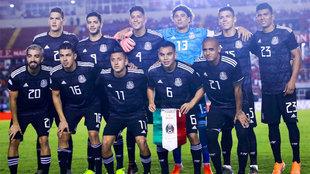 México se coloca en la posición 11 del ranking de FIFA.