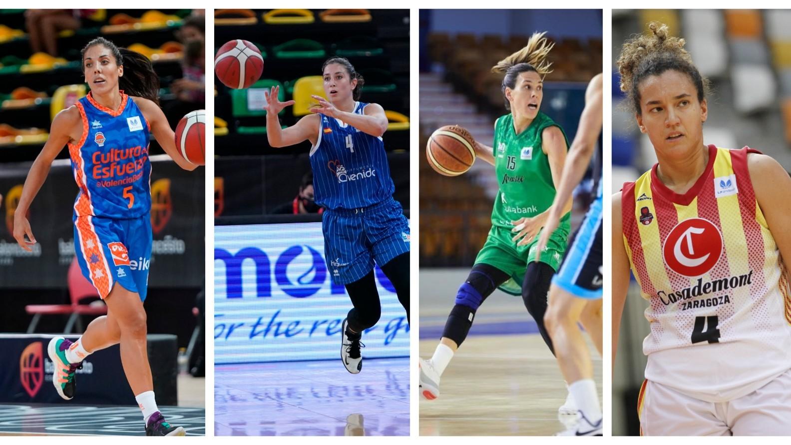 Campeonas de vuelta a casa: las emigrantes regresan a la Liga Femenina