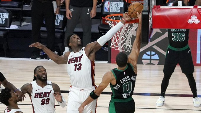 Miami Heat - Boston Celtics: Resumen, resultado y estadísticas