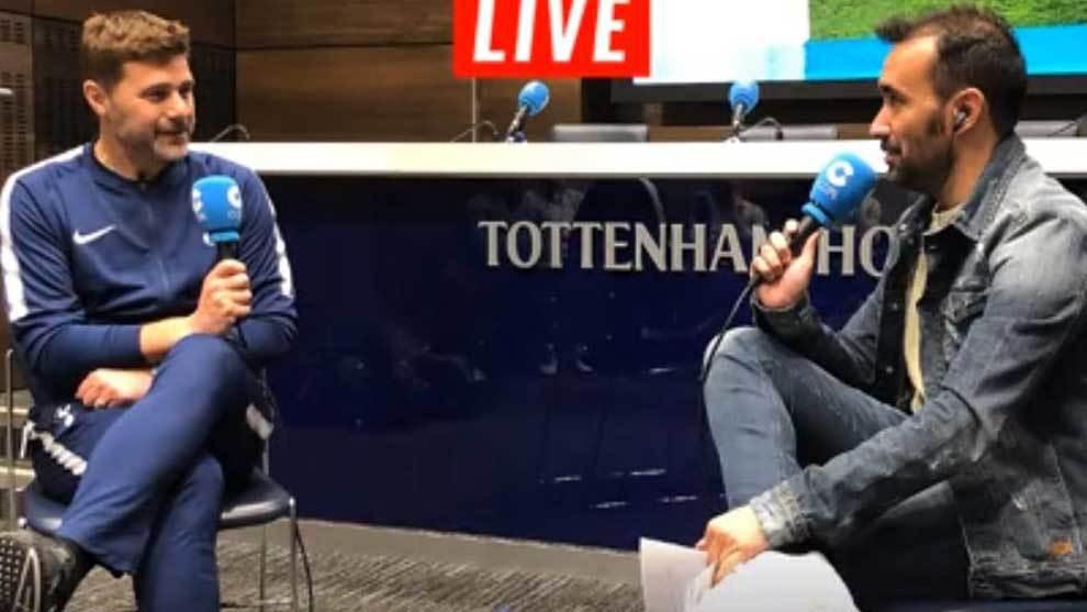 """Pochettino: """"No me ofrecieron entrenar al Barça"""""""