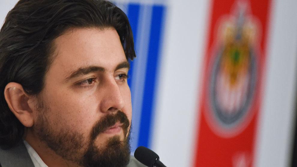 Chivas vs America: Amaury Vergara calienta el Clásico Nacional.