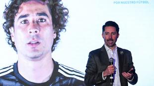 El directivo habló sobre la selección mexicana.