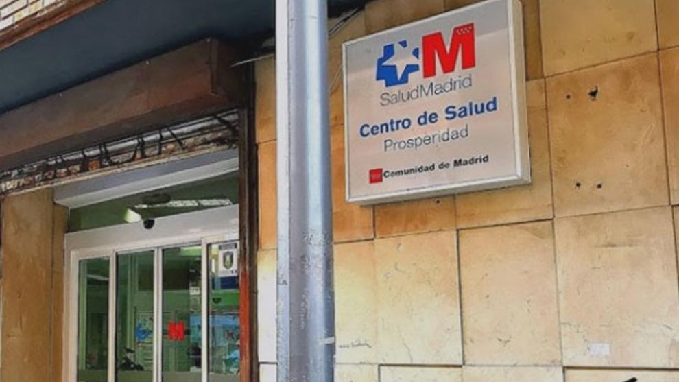 zonas basicas de salud confinamiento madrid