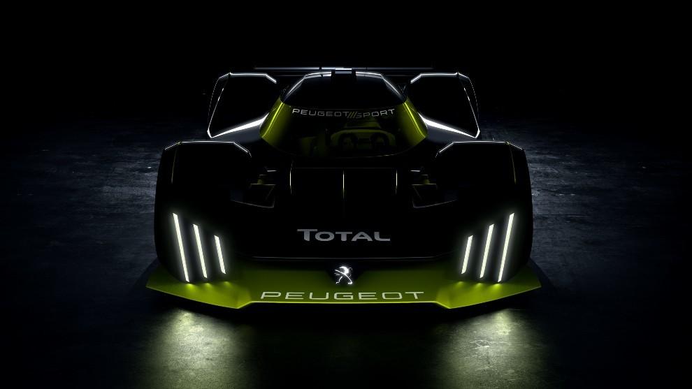 Oficial: Peugeot correrá en el WEC y Le Mans en 2022 con un LM Hypercar