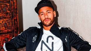 Neymar, nuevo fichajes de Puma
