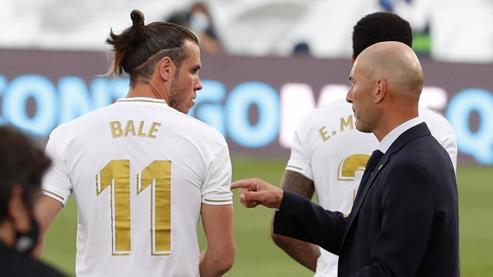 Bale's Real Madrid soap opera comes to a close