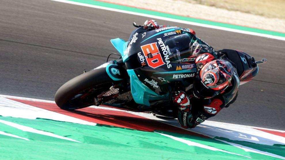 MotoGP - Gran Premio de Emilia Romagna 2020 - Horario y donde ver en...