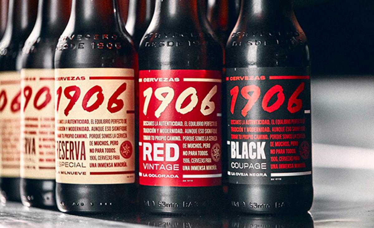 La familia 1906 nombrada la mejor cerveza del mundo.
