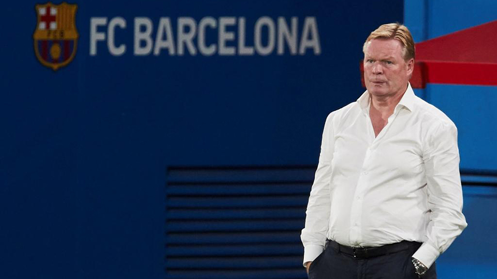 Koeman: The Gamper Trophy is a challenge, it's a test on a physical and football level