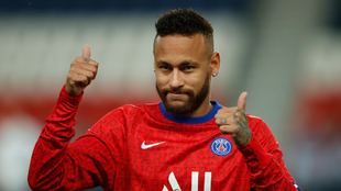 Neymar fijó una arriesgada y multimillonaria apuesta con la marca...