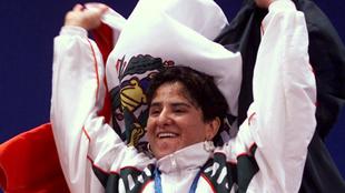 Se convirtió en la primera mujer mexicana en ganar un oro olímpico