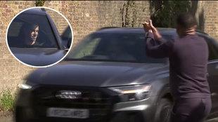 Bale llega a la ciudad deportiva del Tottenham y pasa esto: esa sonrisa...