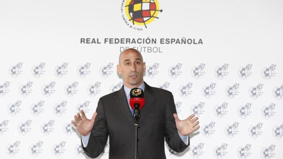La RFEF pide a los clubes que denuncian a otros que den nombres y presenten pruebas