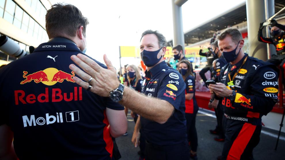 Verstappen ha abandonado en tres ocasiones en lo que va de la...