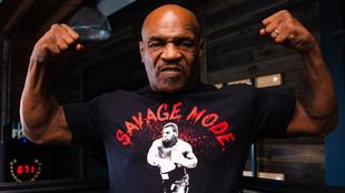 Mike Tyson reveló que dejó de lado el veganismo para regresar al...