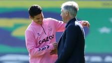 James Rodríguez y Ancelotti, la dupla perfecta de Europa