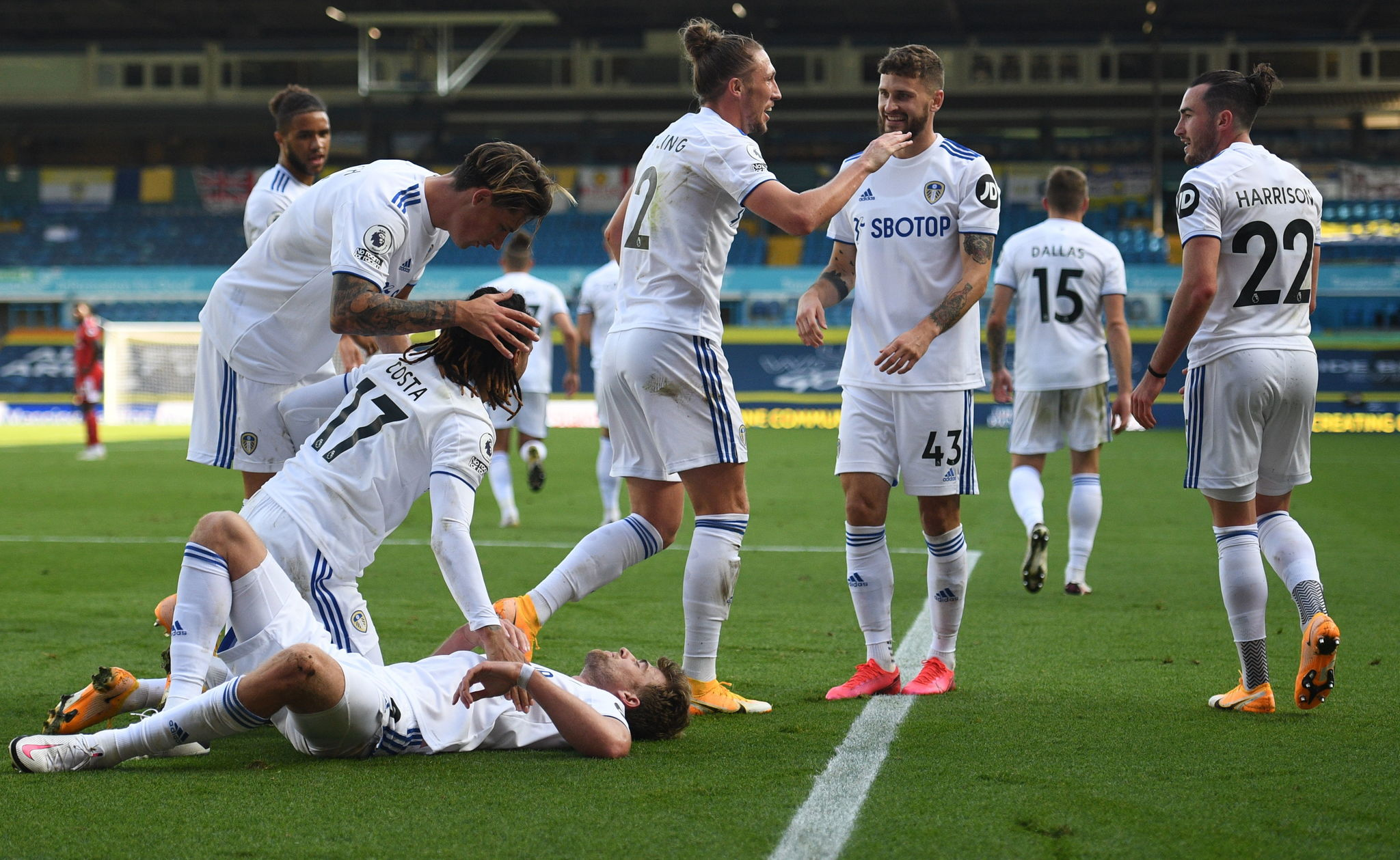 El Leeds de Bielsa gana al Fulham y consigue su primera victoria en la Premier
