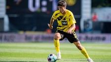 Gio Reyna anota su primer gol en la Bundesliga a sus 17 años