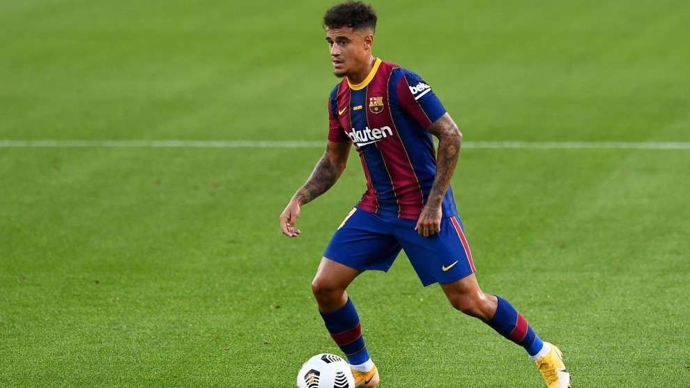 Barcelona ratings vs Elche: Coutinho is enjoying himself in a Barcelona shirt for once