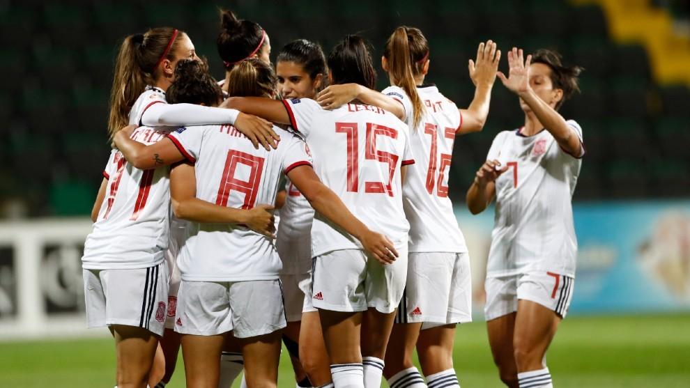 Selección Femenina España: España se medirá a República Checa en La Cartuja  en el camino a la Euro 2022 | Marca.com