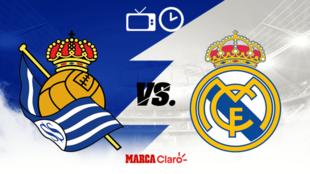 El Real Madrid debuta en LaLiga contra la Real Sociedad.